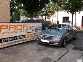 Chiptuning Mercedes-Benz E220 CDI