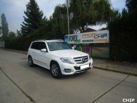 Chiptuning Mercedes-Benz GLK 220 CDI