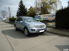 Chiptuning Mercedes-Benz ML 320 CDI