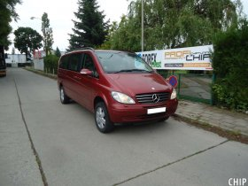 Chiptuning Mercedes-Benz Viano 2.2 CDI