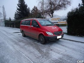Chiptuning Mercedes-Benz Vito 2.2 CDI