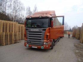 Chiptuning nákladních vozů Scania