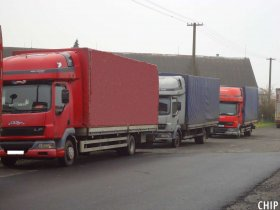 Chiptuning nákladních vozů značky DAF