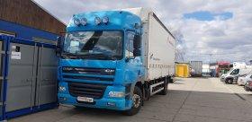 Chiptuning nákladního vozu DAF CF - 85 340, 250 kW