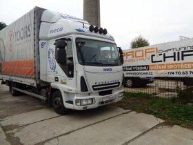 Chiptuning nákladního vozu Iveco EuroCargo E18