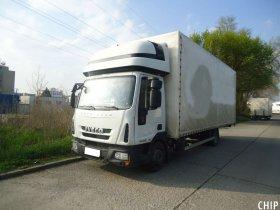 Chiptuning nákladního vozu Iveco EuroCargo E22