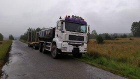 Chiptuning nákladního vozu MAN TGA - 40440, 324 kW