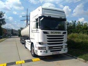 Chiptuning nákladního vozu Scania R580 XPI EURO 6 - 427 kW