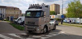 Chiptuning nákladního vozu Volvo FH16, 426 kW