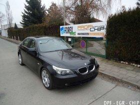 Chiptuning, odstranění DPF a deaktivace EGR ventilu BMW 530D