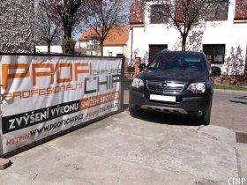 Chiptuning Opel Antara 2.0 CDTi
