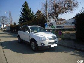 Chiptuning Opel Antara 2.2 CDTi