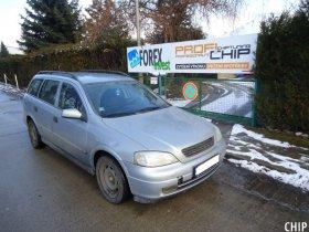 Chiptuning Opel Astra G 2.0 DTI