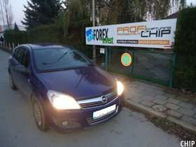 Chiptuning Opel Astra H 1.7 CDTi