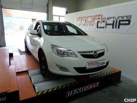 Chiptuning Opel Astra J 1.7 CDTI ECOTEC