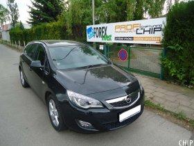 Chiptuning Opel Astra J 2.0 CDTi EcoFlex