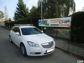 Chiptuning Opel Insignia 2.0 CDTi