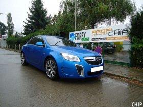 Chiptuning Opel Insignia OPC 2.8T LPG