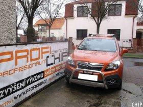 Chiptuning Opel Mokka 1.7 CDTI EcoFlex