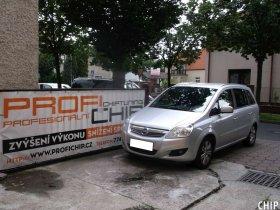Chiptuning Opel Zafira 1.7 CDTi EcoFlex
