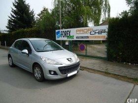 Chiptuning Peugeot 207 1.4 HDI