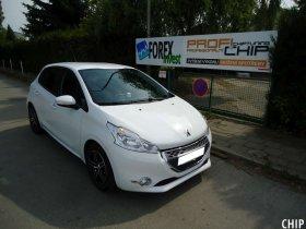 Chiptuning Peugeot 208 1.4 HDI