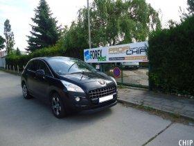 Chiptuning Peugeot 3008 2.0 HDI