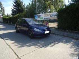 Chiptuning Peugeot 307 2.0 HDI