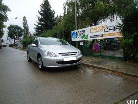 Chiptuning Peugeot 307cc 2.0i