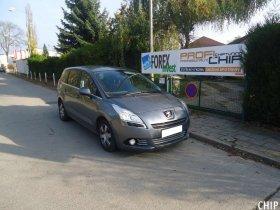 Chiptuning Peugeot 5008 1.6 HDI