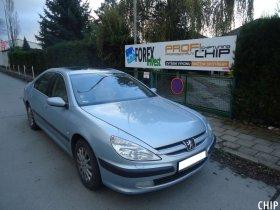 Chiptuning Peugeot 607 3.0i