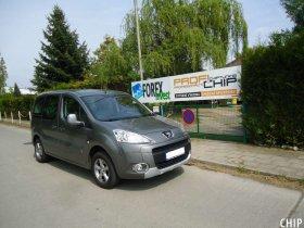 Chiptuning Peugeot Partner 1.6i