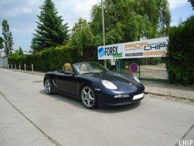 Chiptuning Porsche Boxster type 986 2.7i
