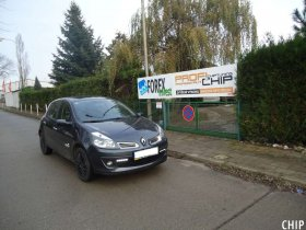 Chiptuning Renault Clio 1.2 TCE