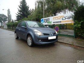 Chiptuning Renault Clio 1.6i