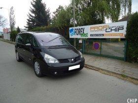 Chiptuning Renault Espace 3.0 DCI