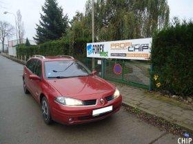 Chiptuning Renault Laguna 2.0 DCI