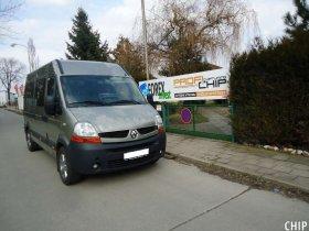 Chiptuning Renault Master 2.5 DCI