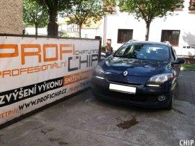 Chiptuning Renault Megane 1.5 DCI