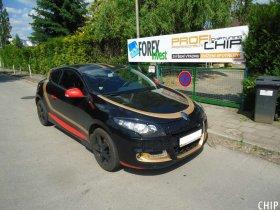 Chiptuning Renault Megane III 1.6i Grandtour
