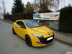 Chiptuning Renault Megane III 2.0T (RS)