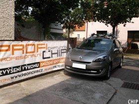Chiptuning Renault Megane Scenic 1.6 DCI