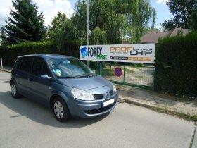 Chiptuning Renault Megane Scenic II 1.5 DCI