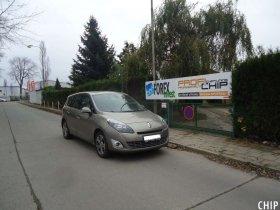 Chiptuning Renault Scenic III 1.5 DCI