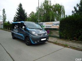 Chiptuning Renault Trafic 2.0 DCI