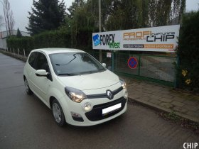 Chiptuning Renault Twingo 1.2i