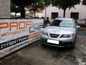Chiptuning Saab 9-3 2.0 Turbo