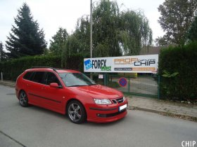 Chiptuning Saab 9-3 2.8 Turbo