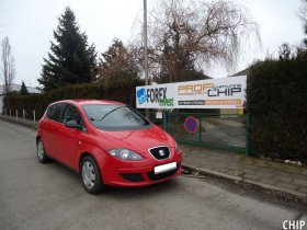 Chiptuning Seat Altea 1.4i