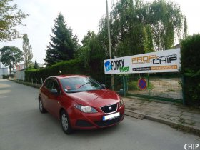 Chiptuning Seat Ibiza 1.2i